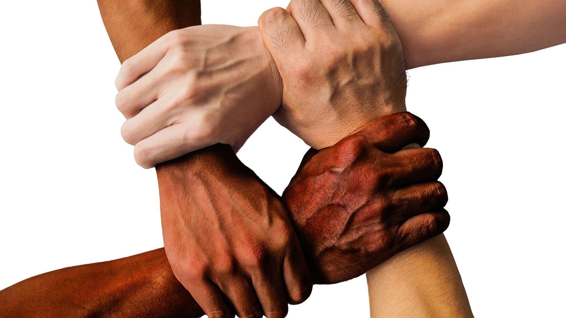 Change Your Past Team Spirit 4 hands