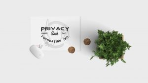 Privacy Page of Change Your Past Foundation